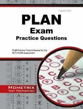 PLAN Exam Practice Questions : PLAN Practice Tests and Review for the ACT's...