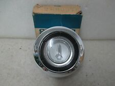 "Mopar ""NOS"" 1967 Plymouth Fury Steering Wheel Center Chrome Horn Button 2800926"