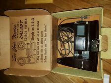VINTAGE KALART FILM EDITOR 8MM VIEWER   0424RL