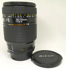 【AS IS】Nikon AF Nikkor 35-70mm F2.8D Macro Lens From Japan#110601