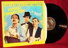OST LP YIDDISH CONNECTION GEORGES GARVARENZ 1986 MILAN FRANCE PRESS NM