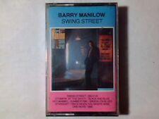 BARRY MANILOW Swing street mc ITALY SIGILLATA RARISSIMA