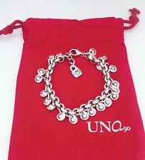 Authentic UNO De 50 Silver Tlalocan Bracelet Pul1811mtl0000m
