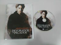Devorador de Pecados Heath Ledger DVD Español English