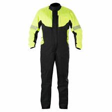 Alpinestars Hurricane Moto Motorbike Motorcycle Over Suit Fluo Yellow / Black