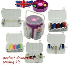 Portable Sewing Kit Needle Cases Box Tailor Tool Accessories Organisers Crafts