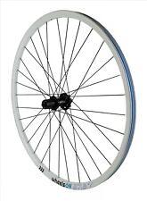 650b 27.5 pollici wheelson Ruota posteriore MTB Disc 8/9/10 SPD CASSETTE QR 32H Bianco