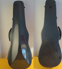 new Camber modle gray carbon fiber composite material violin case 4/4