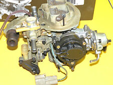 """CHEVETTE T1000 ACADIAN 1982 1.6L 98"""" CARBURETOR Remanufactured by HOLLEY"""