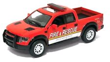 New Approximately  O Scale Ford F-150 4X4 SVT Fire & Rescue Emergency Vehicle