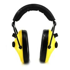 HEARING PROTECTION / ELECTRONIC EAR DEFENDERS for WORKSHOP SITE DIY (27dB SNR)