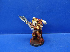 Exalted Khorne Champion der Chaos Space Marines METALL