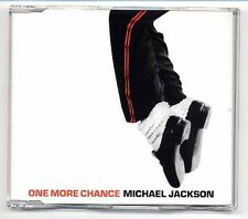 Michael Jackson Maxi-CD One More Chance - 4-track REMIX CD - EPC 674420 2