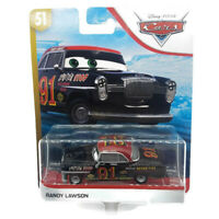 Disney Pixar Cars Randy Lawson Die Cast Toy Rare New Unopened Free Shipping