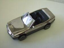 Matchbox RARE preproduction MB Mercedes Benz500 SL, chrome plated