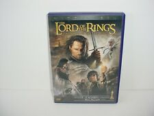The Lord of the Rings: The Return of the King Dvd Movie