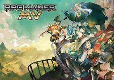 RPG Maker MV Region Free PC KEY (Steam)