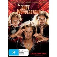The Incredible Burt Wonderstone - Dvd - Steve Carell, Steve Buscemi, Jim Carrey