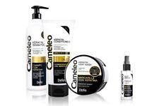 Cameleo 4pcs Set Professional Keratin Extremely Damaged Hair Treatment Kit Care