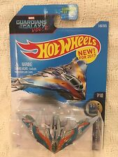 """Hot Wheels GUARDIANS OF THE GALAXY VOL.2  """" MILANO """" HW SCREEN TIME 2017  NEW"""