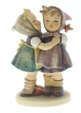 Goebel Hummel FigurineTelling Her Secret 2 Girls Whispering #196/0 Tmk 6
