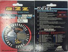 A2Z Magura Julie/Louise  DISC BRAKE PAD WITH PIN-254 BRAND NEW AZ-130 W