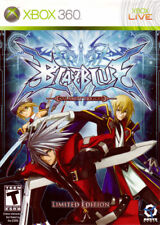 BlazBlue: Calamity Trigger Limited Edition (2009) New Factory Sealed USA X360