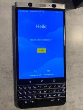 BlackBerry KEYONE - 32GB - Silver - BBB100-1 - UNLOCKED