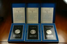 (1)1882 or 1883 or 1884 CC Carson City GSA Morgan Silver Dollar Box/COA Bulk Lot