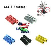 CNC Aluminum Motorcycle Rear Set Footrest Foot peg Foot Rest Pegs Pedal US Stock