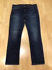 Levis 511 Mens Dark Wash Jeans W38 L32