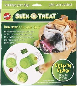 Spot Seek A Treat Puzzle for Dogs - challenges your dog!