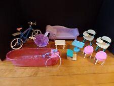 Barbie Furniture Lot