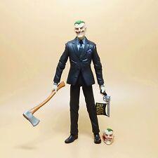 "- The Joker ~ DC Direct Batman Arkham Asylum FIGURE loose 6"" #jf5"