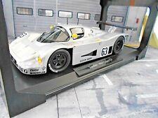 MERCEDES BENZ Sauber C9 Le Mans Winner 1989 #63 Reuter Mass Dickens Norev 1:18