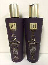 Alterna10 Science of Ten Shampoo//Conditioner Duo 8 oz unisex free shipping