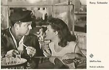FILM & TV, Autogrammkarte: ROMY SCHNEIDER 527
