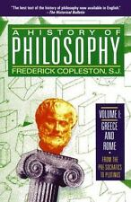 NEWA History of Philosophy,Vol.1:Greece and Rome From the Pre-Socratics to Ploti