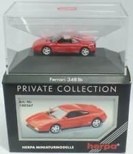 HERPA Nr.100267 Ferrari 348 tb, rot (PC) - OVP