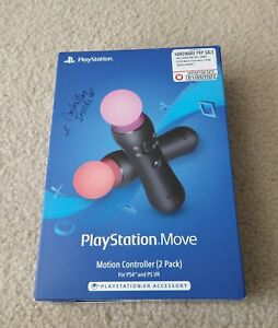 PlayStation Move Motion Controllers Two Pack Sony PS4 Gamestop Warranty