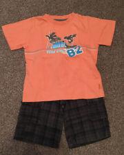 Age 3 Pumpkin Patch shorts and t-shirt set