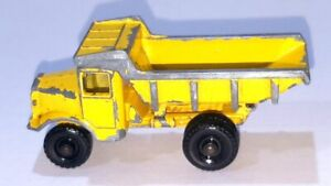 QUARRY TRUCK ~ Matchbox Lesney No. 6 B2 ~ Made in England in 1957