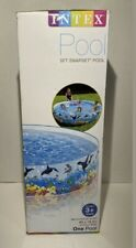 Intex 8 ft X 18in Snapset Snap Set Kids Swimming Pool Brand New! Fast Shipping!