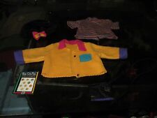 Retired Pleasant Company American Girl First Day Meet Outfit Pieces