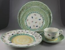 RICHARD GINORI BOBOLI GARDENS 5 PIECE PLACE SETTING - SETTINGS - EXCELLENT!!