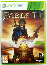Fable III 3 - Xbox 360 / Xbox one - Avec notice - PAL FR