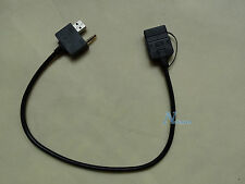 Hyundai Kia AUX Input Cable for Ipod Itouch Nano USB 3.5mm 96125-2L00​0 P8620