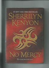 No Mercy by Sherrilyn Kenyon A Dark Hunter Novel HC/DJ Like New