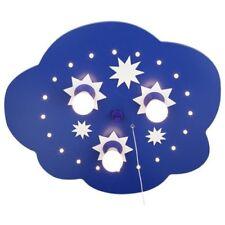 Luce di soffitto del LED Blu Stelle Elobra 124208 Farfalla 3