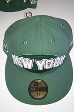 New York Jets New Era Fitted hat size 7 1/2 cap